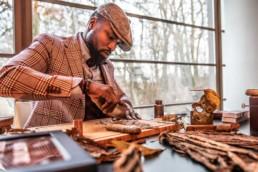 Zigarrenroller - Zigarrendreher | Handgemacht | Kubanische | Zigarren | Hannover | Hochzeitsmesse | Landhaus am See | Anfragen |Mieten