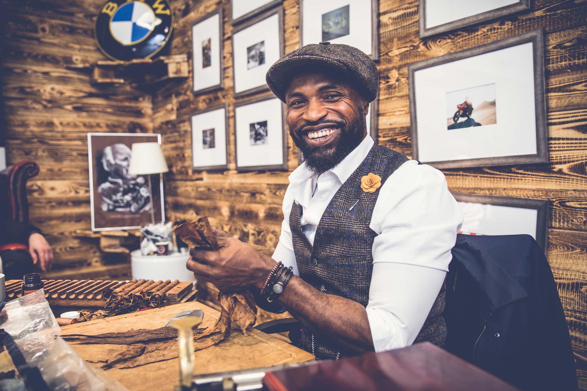 Zigarrenroller | Zigarrendreher | Kubanische | Zigarre | Handmade | Event | Business | Gala | Buchen |Anfragen