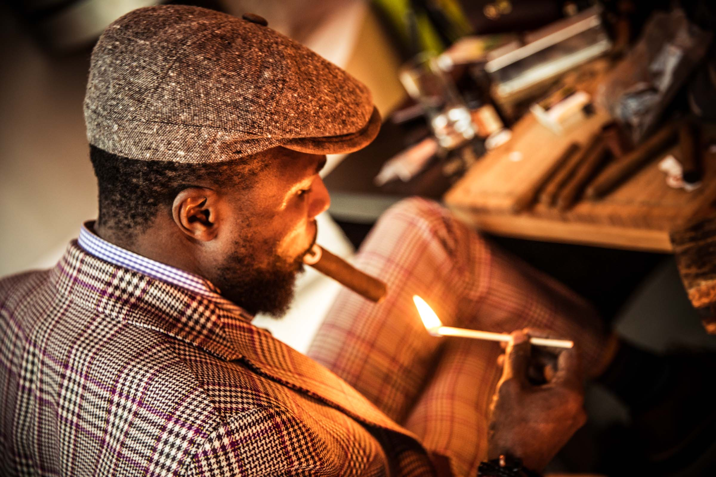 Zigarrenroller |Zigarrendreher |Zigarre |Handgefertigt |Event |Gala |Hochzeit |Messe |Buchen |Mieten