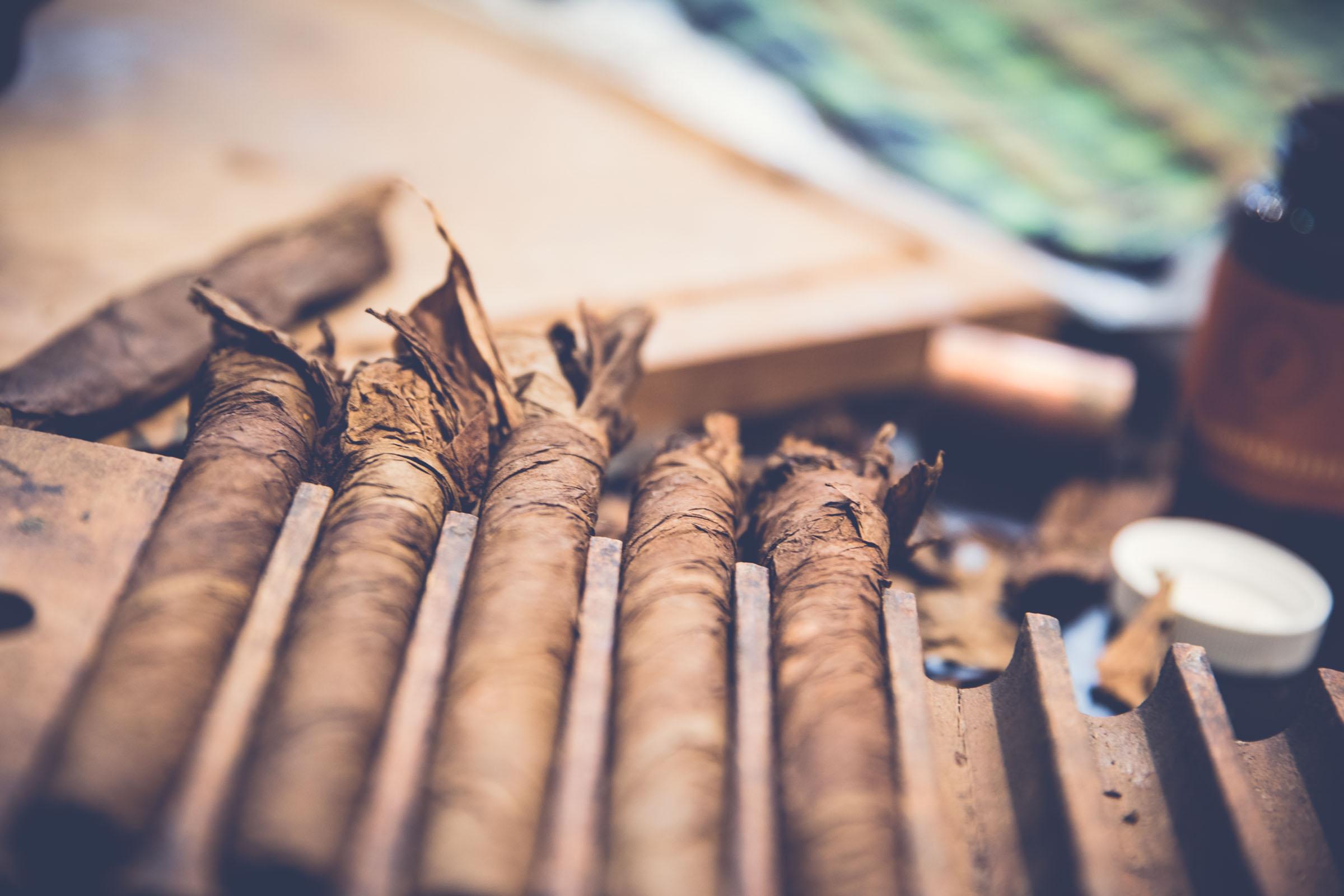 Zigarrenroller | Zigarrendreher | Zigarren | Event | Business | Gala | Buchen | Anfragen